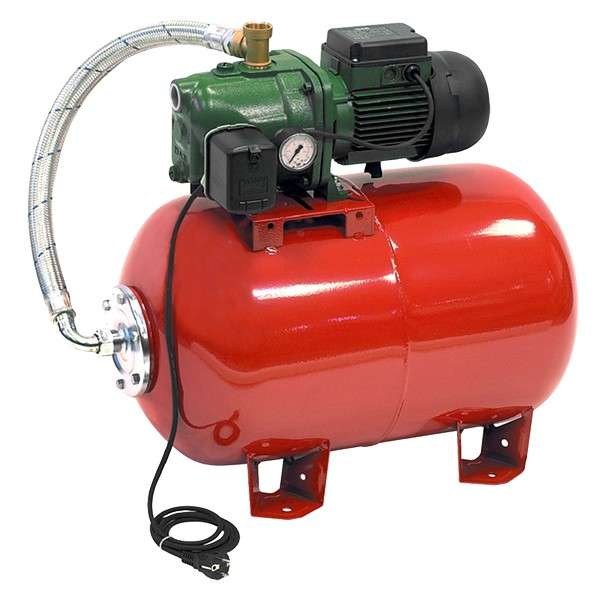 Surpresseur hydrophore JETLY DAB type AQUAJET RED