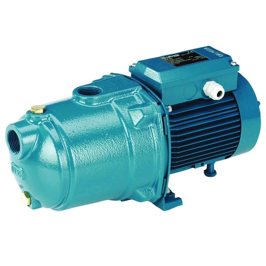 Pompe auto-amorçante à jet avec éjecteur incorporé CALPEDA type NGL
