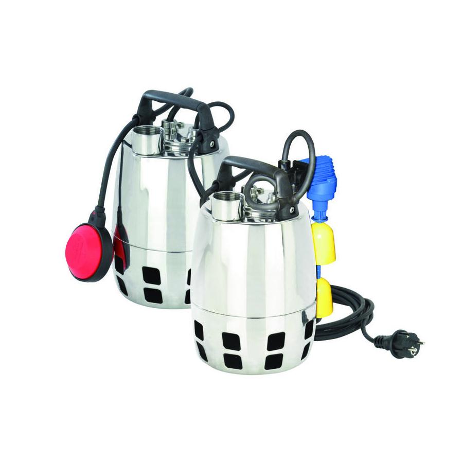 Pompe de relevage drainage eau peu chargée CALPEDA type GXV 25