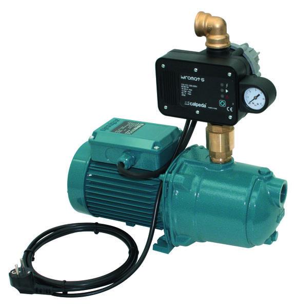 Pompe automatique surpresseur individuel ou petit collectif CALPEDA type K5