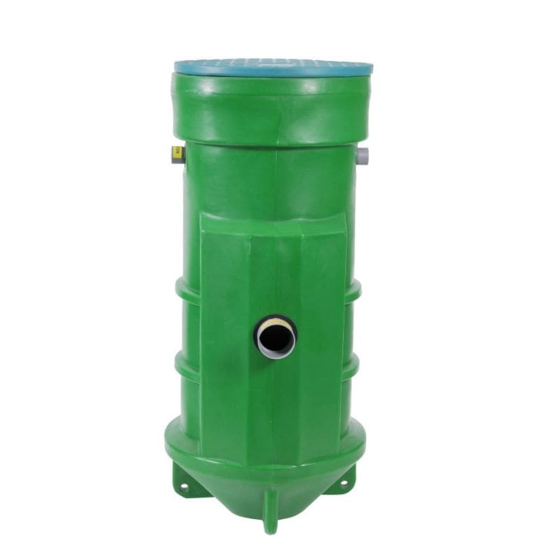 Station de relevage 1 pompe pour eaux usées JETLY DAB type MODULOFOS