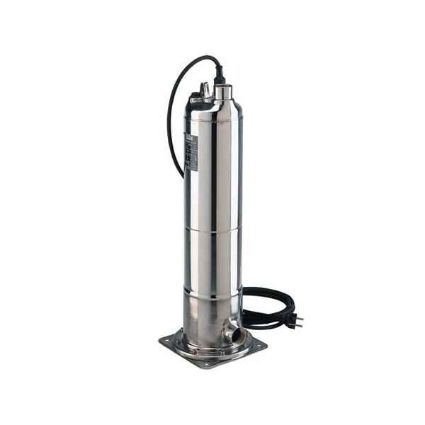 Pompe immergée pour récupération d'eau de pluie JETLY DAB type PULSAR DRY